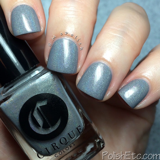 Cirque Colors - The Warby Parker Collection - McPolish - Fear and Loathing in New York