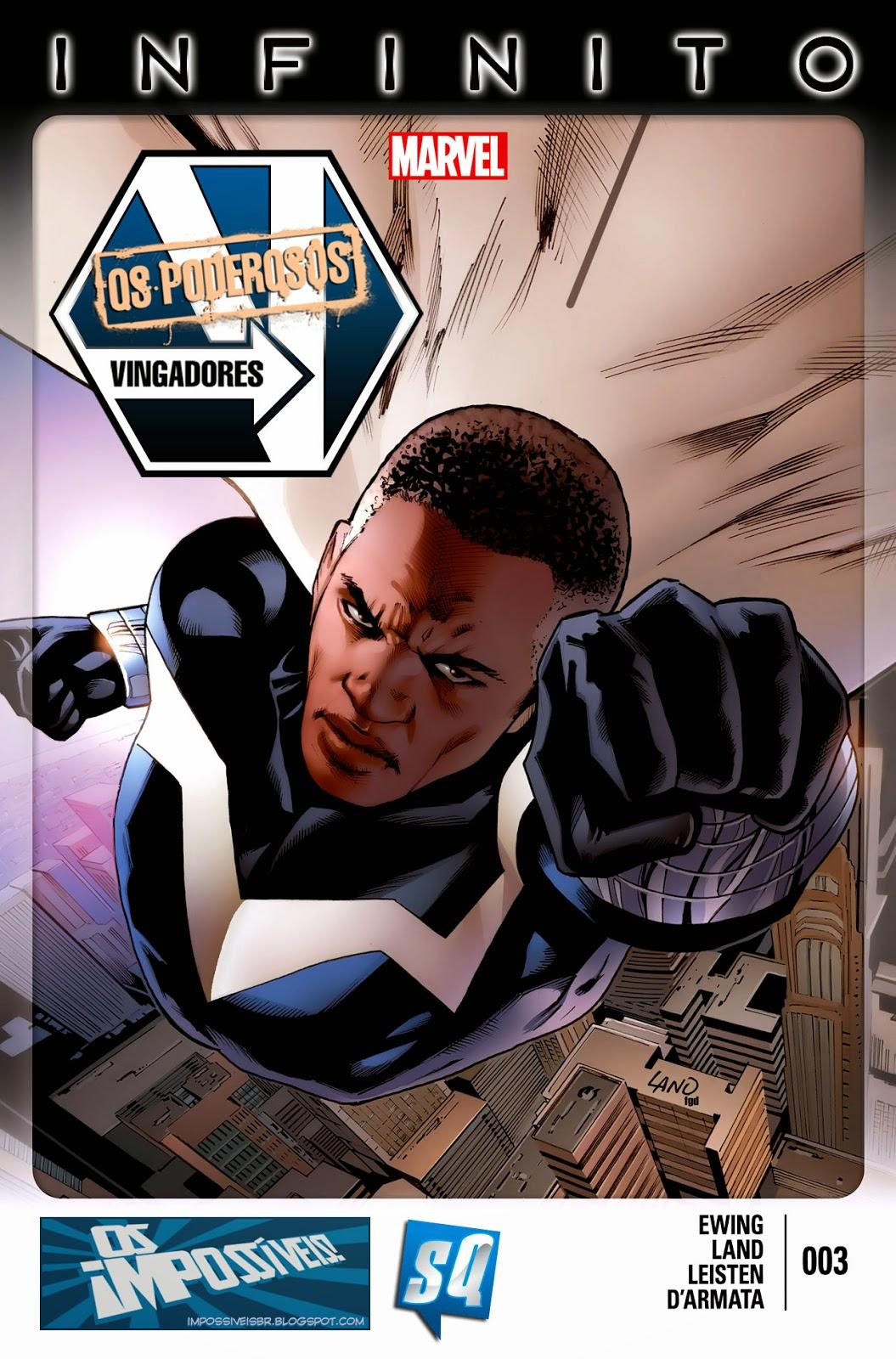 Nova Marvel! Os Poderosos Vingadores #3