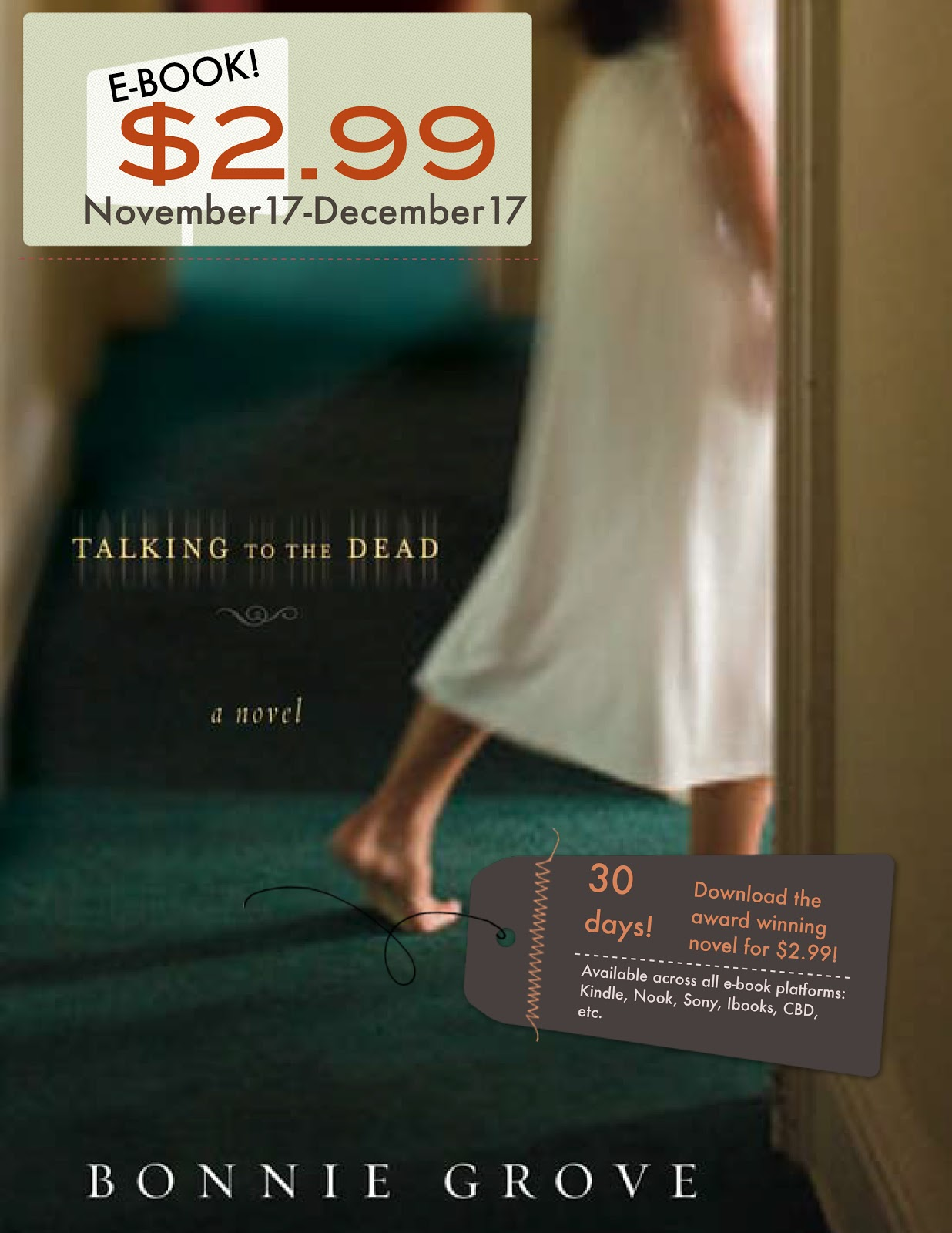 Novel matters november 2012 talking to the dead ebook 80 off until dec 17th fandeluxe Choice Image