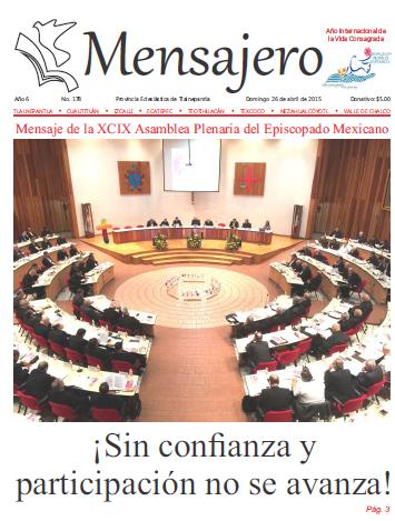 MENSAJERO 178