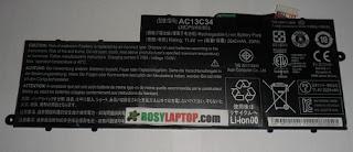 Baterai Acer Aspire E 11 / E3-111 Series