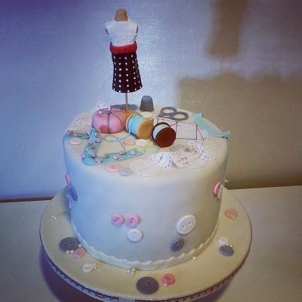 tarta costura