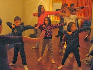 Chi Kung Niños y Adultos - Chi Kung Para Todos