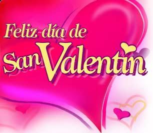 14 de Febrero día de San Valentín - Euroresidentes
