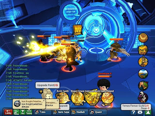 Cheat Lost Saga Terbaru 14 Juli 2012