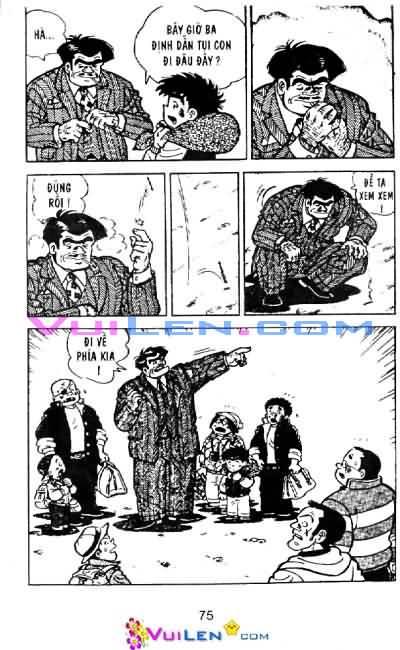 Siêu quậy Teppi chap 39 - Trang 72