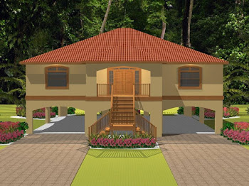 Mahogany Model Home