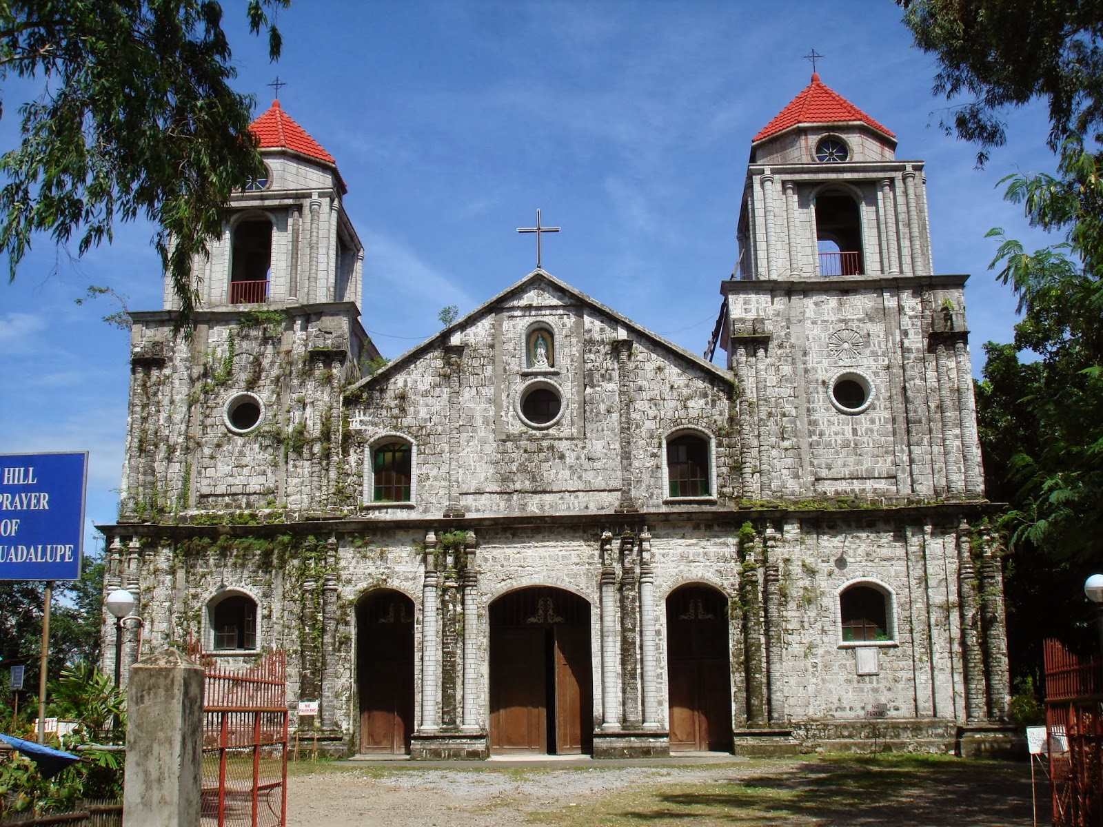 Bacolod (Negros Occidenta Philippines  City new picture : DIOCESE OF BACOLOD: Our Lady of Guadalupe Parish, Valladolid, Negros ...