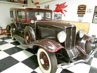 1931 auburn car
