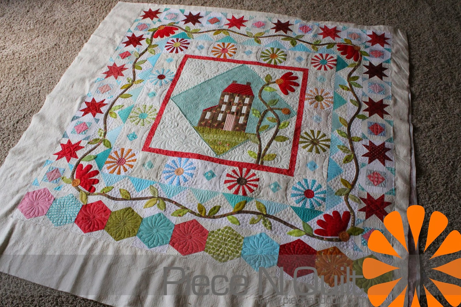 Piece N Quilt: Saturday Sampler
