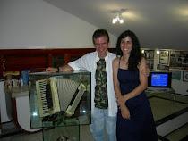 Waldonys e Marisa de Azevedo