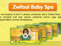 Zwitsal Baby Spa Membantu Si Kecil Tidur Lebih Nyenyak