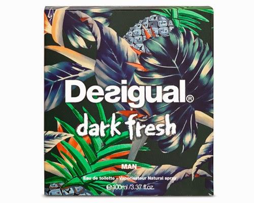 Desigual Dark Fresh fragancia para hombre precio
