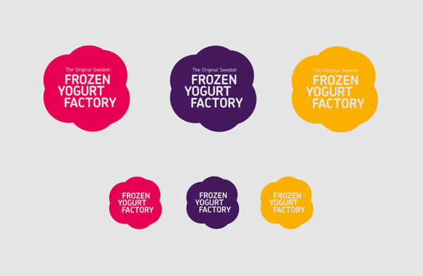 frozen yogurt factory colors