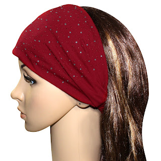 wide headbands for women