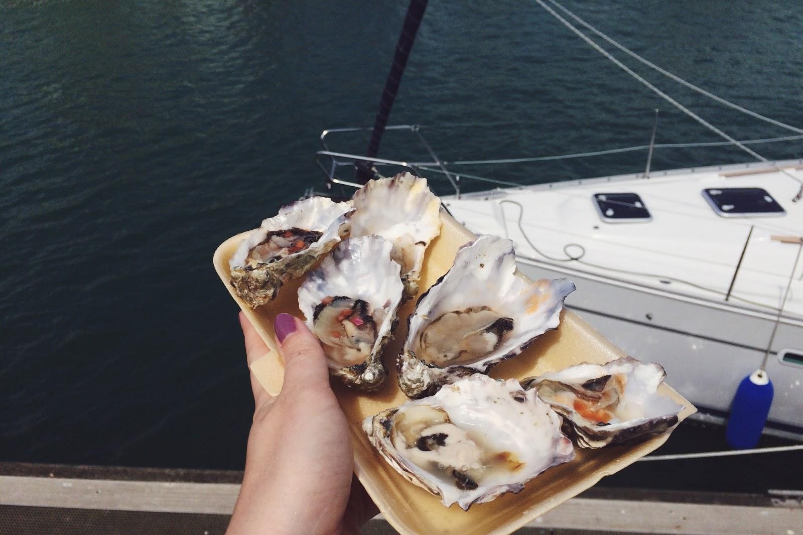 Pommery Dorset Seafood Festival 2015