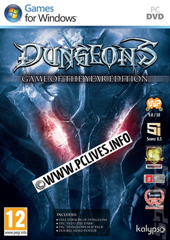 Dungeons Game Of The Year Edition-FiGHTCLUB edition