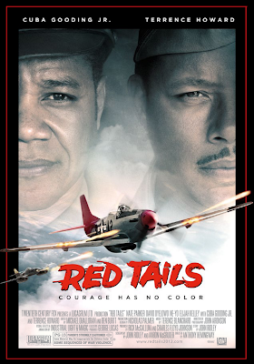 Filme Poster Red Tails DVDRip XviD & RMVB Legendado
