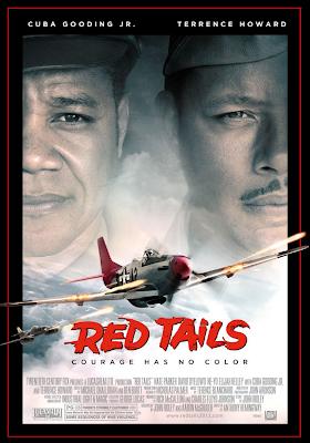 Filme Poster Red Tails DVDRip XviD & RMVB Legendado