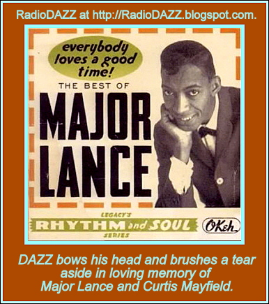 Major Lance - The Monkey Time / Mama Didn't Know