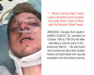 photo of James Hubert, found badly injured