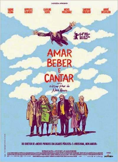 Baixar Filme Amar Beber e Cantar RMVB Legendado BRRip Download via Torrent