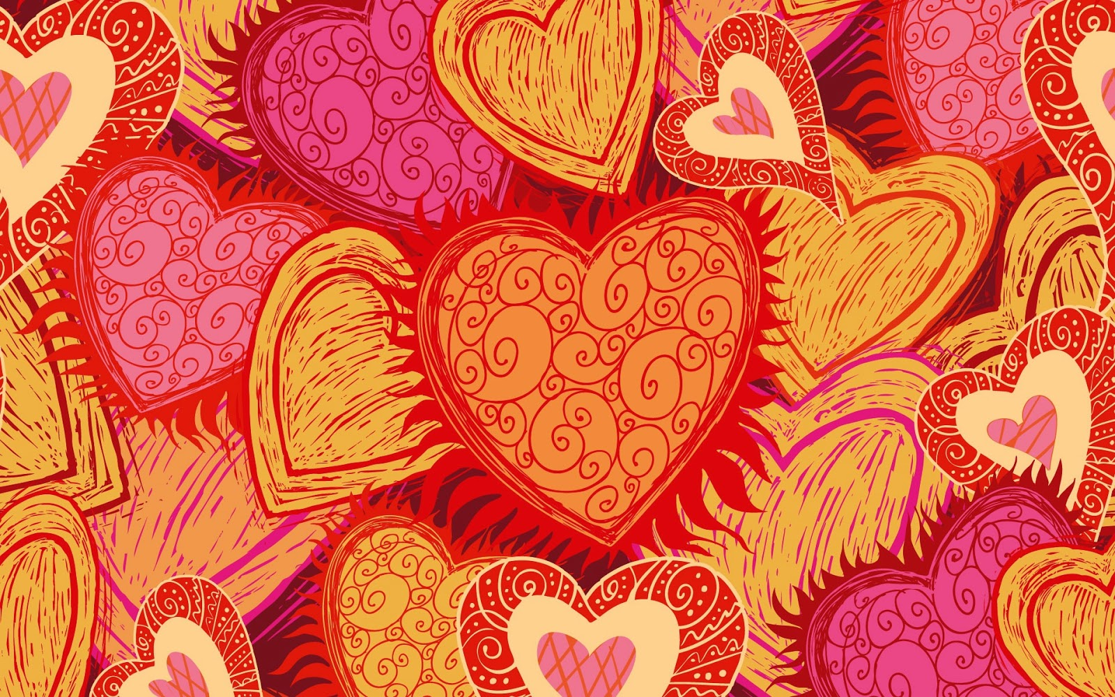 Hearts Wallpapers, part 3