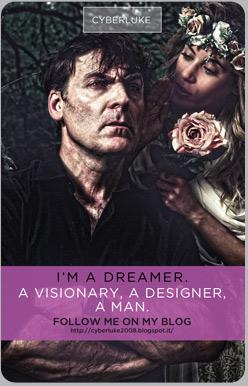 <b>I&#39;M A DREAMER.</b>