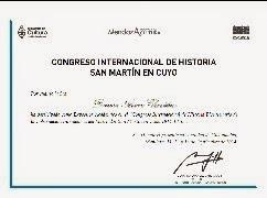 Mendoza - Instituto Nacional Sanmartiniano