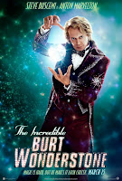 Steve Buscemi The Incredible Burt Wonderstone Poster