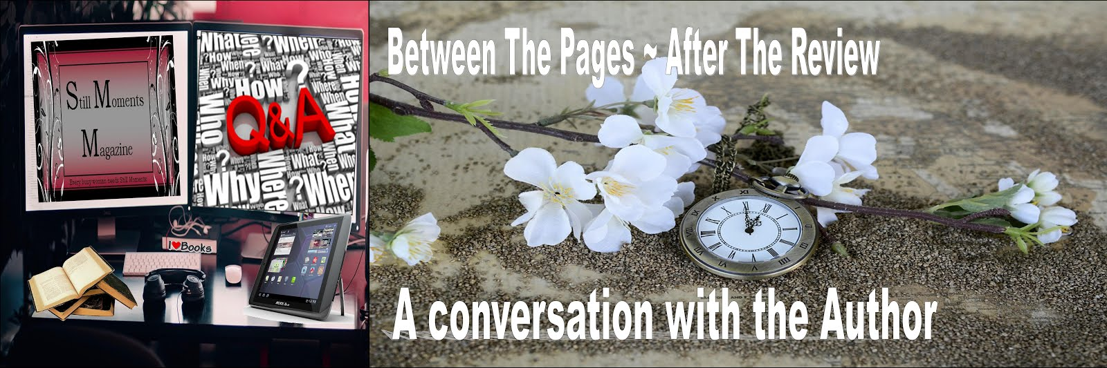 Between The Pages ~ After The Review