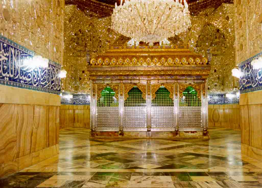 Grave Of Imam Hussain (R.A) Son Of Hazrat ALI - R.A | www ...