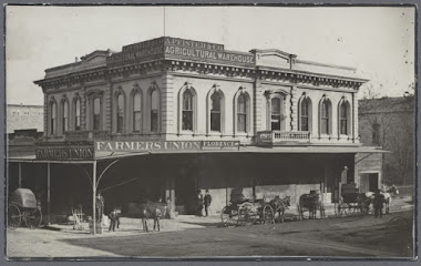 Farmers Union Building- 1874