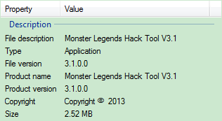 Monster legends hack