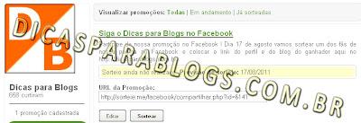 dicas para blogs e facebook