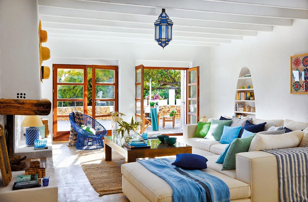 Vicky 39 s home estilo mediterr neo mediterranean style - Decoracion estilo mediterraneo ...
