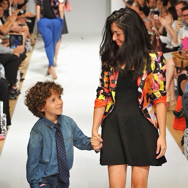 Lisu Vega Launches 'The Beast' at New York Fashion Week