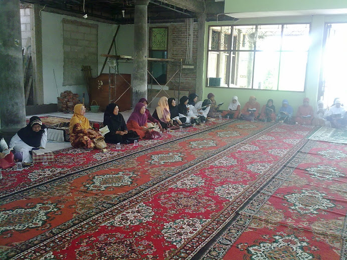 Dalam Masjid