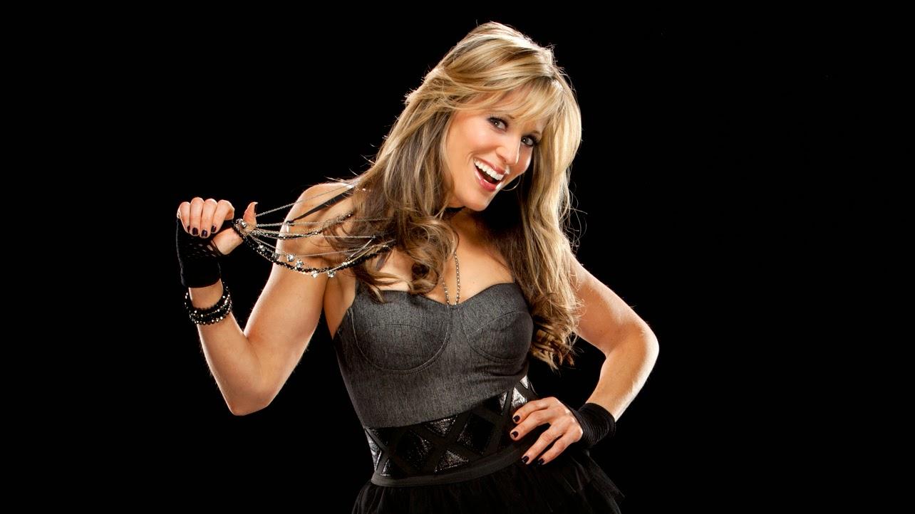 WWE Diva - Lilian Garcia