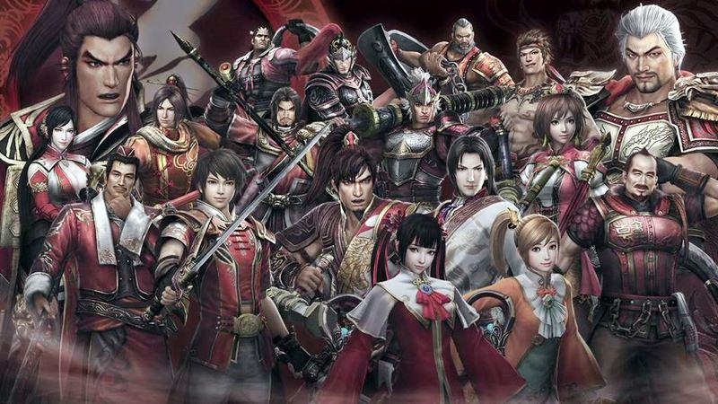 ปลดล๊อคตัวละคร ง่อก๊ก (Characters - Wu)