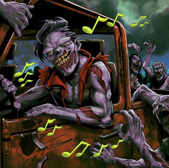 Zombie Road Trip Audio Book Giveaway!