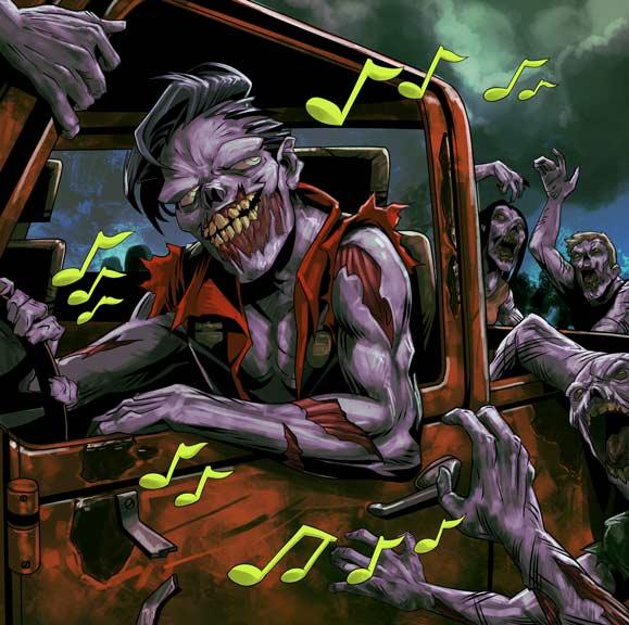 Zombie Road Trip Audio Book Giveaway!