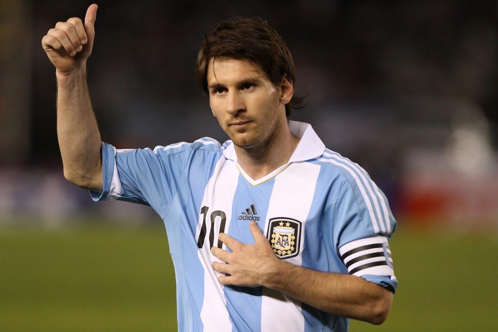 Con ¡Golazo de Messi! Argentina se trepó al liderato de las Eliminatorias