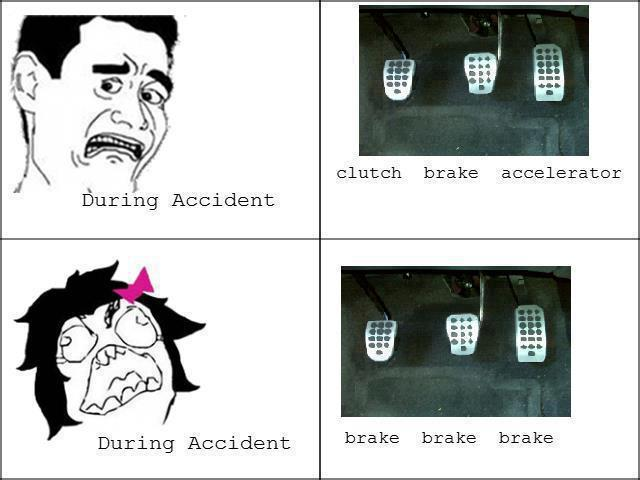 During Accident !!