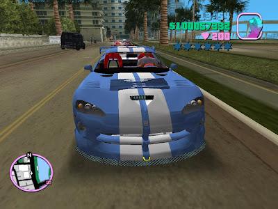 gta vice city cars