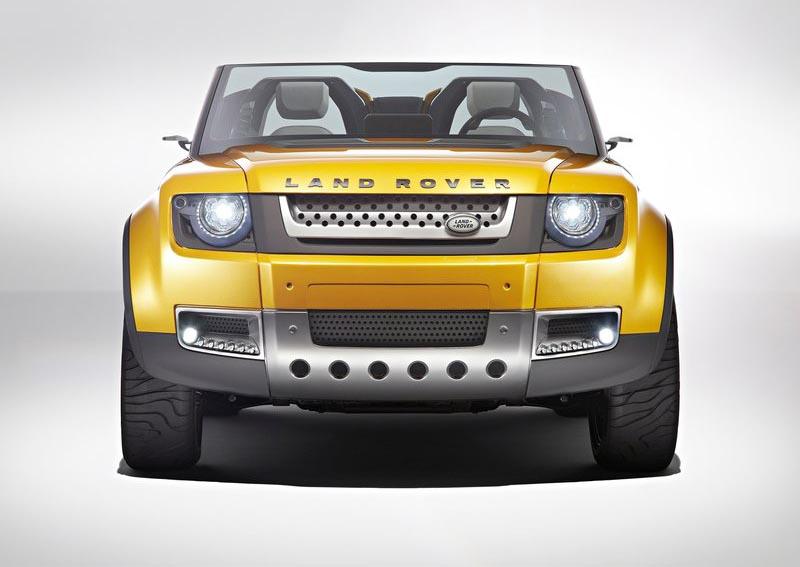 Land Rover DC100 Sport Concept, 2011   Top Gear