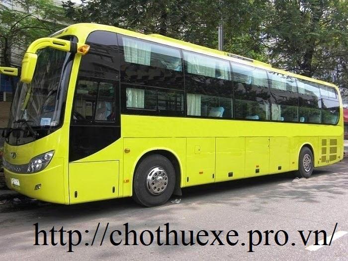 Hãy đến với dịch vụ cho thuê xe giường nằm đi Nha Trang