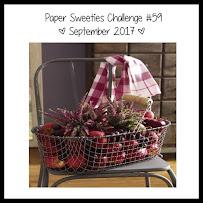 Paper Sweeties  September Inspiration Challenge #59