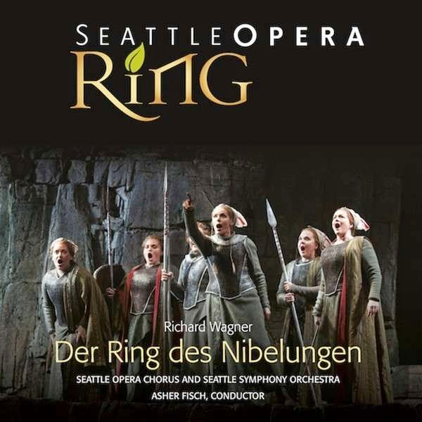 ✺ PUT A RING ON IT: Seattle Opera releases recording of thrilling 2013 RING DES NIBELUNGEN