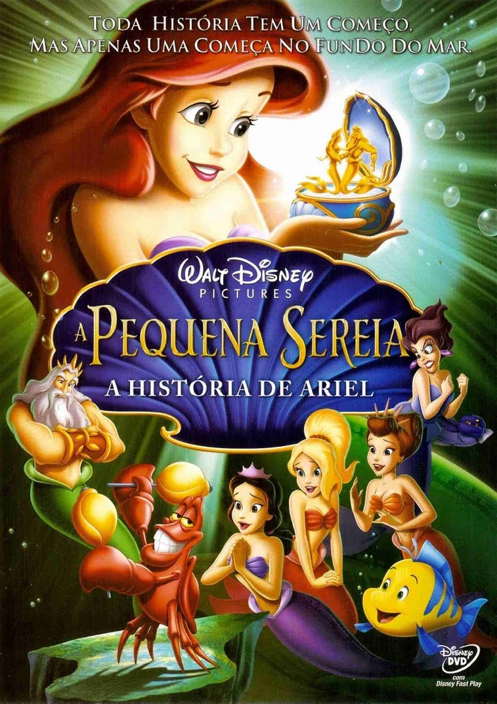 A Pequena Sereia 3: A História de Ariel – Dublado (2008)